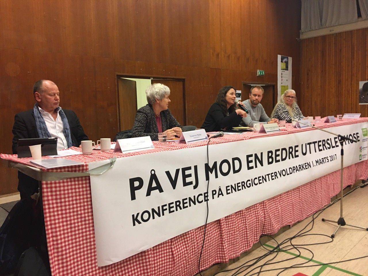 Vellykket konference om Utterslev Mose